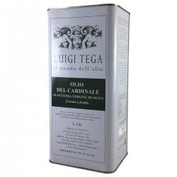 Olio extravergine di oliva del Cardinale - Luigi Tega - 5l