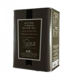 Olio extravergine di oliva Fruttato Medio latta - Galantino - 3l