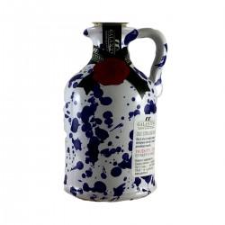 Olio extravergine di oliva Orcio ceramica Blu - Galantino - 100ml