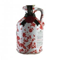 Olio extravergine di oliva Orcio ceramica Rosso - Galantino - 100ml