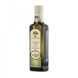 Olio aromatizzato al Basilico - Cutrera - 250ml