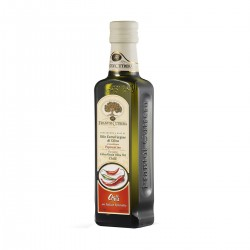 Olio aromatizzato al Peperoncino - Cutrera - 250ml