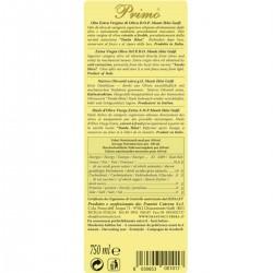 Olio extravergine di oliva Primo Dop Monti Iblei - Cutrera - 750ml