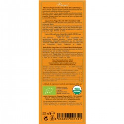 Olio extravergine di oliva Primo Double Dop Bio - Cutrera - 500ml