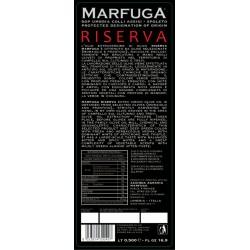 Olio extravergine di oliva Riserva Dop Umbria - Marfuga - 500ml