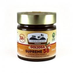 Supreme 58% Nocciole - Il Colle del Gusto - 250g