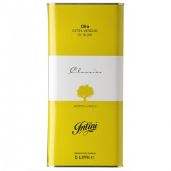 Olio extravergine di oliva Classico - Intini - 5l