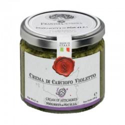 Crema di Carciofo Violetto - Cutrera - 190gr