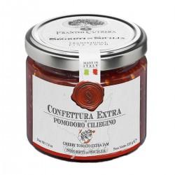 Confettura Extra di Pomodorino Ciliegino - Cutrera - 225gr