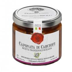 Caponata di Carciofi - Cutrera - 190gr