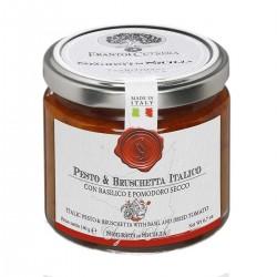 Pesto e Bruschetta Italico - Cutrera - 190gr