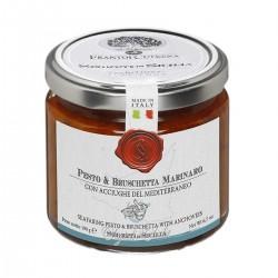 Pesto e Bruschetta Marinaro - Cutrera - 190gr