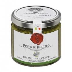 Pesto di Basilico - Cutrera - 190gr