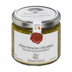 Pesto Pistacchio e Mandorle - Cutrera - 190gr