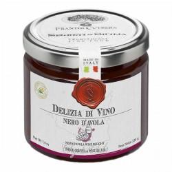 Delizia di Vino Nero D'Avola - Cutrera - 225gr