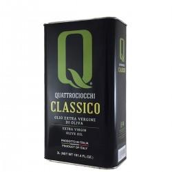 Olio extravergine di oliva Classico latta - Quattrociocchi - 3l