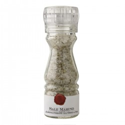 Sale Marino di Sicilia aromatizzato all'Origano Macinino - Cutrera - 100gr