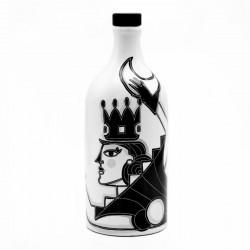 Olio extravergine di oliva Orcio ceramica Regina coratina - Muraglia - 500ml