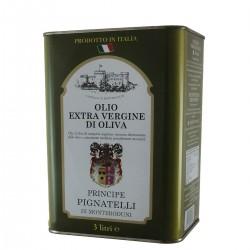 Olio extravergine di oliva Classico latta - Pignatelli - 3l