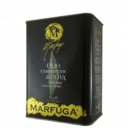 Olio extravergine di oliva Evo - Marfuga - 3l