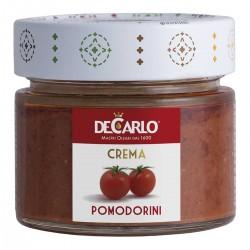Crema di Pomodorini Red Passion - De Carlo - 130gr