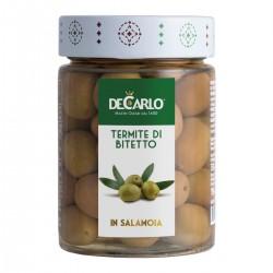 Olive Termite di Bitetto - De Carlo - 330gr
