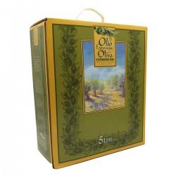 Olio extravergine di oliva Italico Bag in Box - Agraria Riva del Garda - 5l
