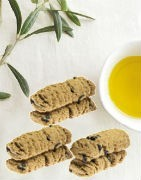Biscotti con Olio Extra Vergine di Oliva